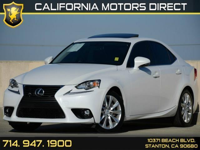 2015 lexus is 250 base 4dr sedan for sale in stanton california classified. Black Bedroom Furniture Sets. Home Design Ideas