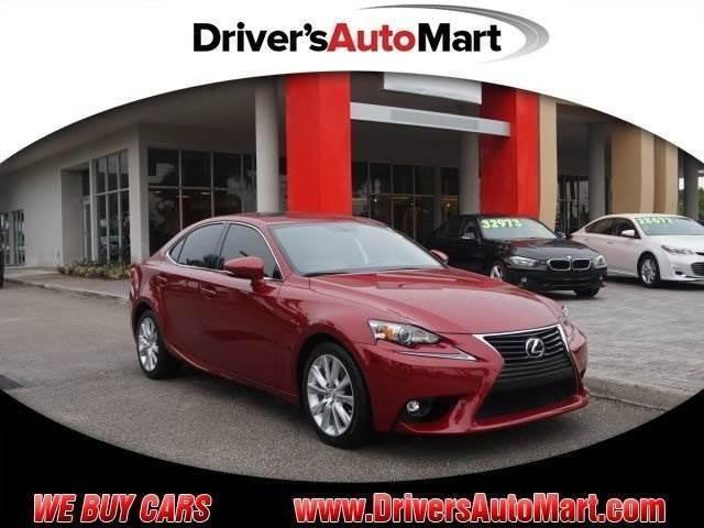 2015 lexus is 250 base for sale in cooper city florida classified. Black Bedroom Furniture Sets. Home Design Ideas