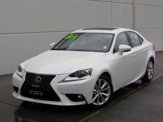 2015 Lexus IS 250 Base AWD 4dr Sedan