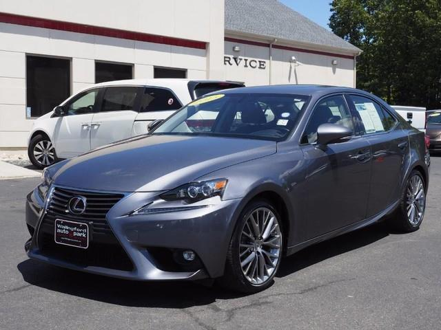2015 lexus is 250 base awd 4dr sedan for sale in wallingford connecticut classified. Black Bedroom Furniture Sets. Home Design Ideas