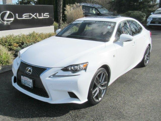 2015 lexus is 250 crafted line awd crafted line 4dr sedan for sale in tacoma washington. Black Bedroom Furniture Sets. Home Design Ideas