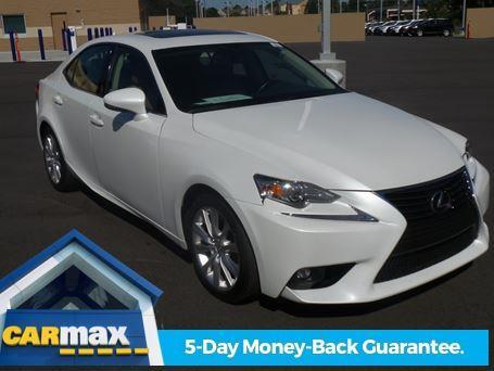 2015 Lexus IS 250 Crafted Line Crafted Line 4dr Sedan