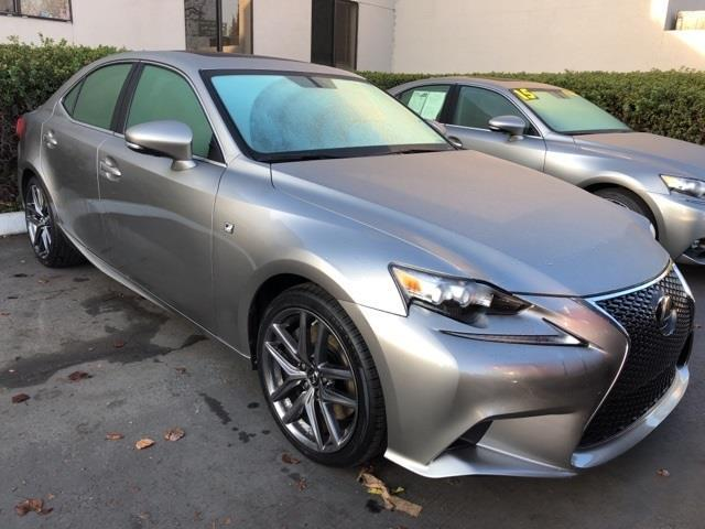 2015 Lexus IS 350 Base 4dr Sedan