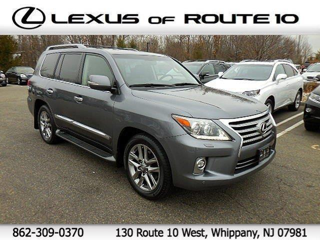 2015 lexus lx 570 base awd 4dr suv for sale in whippany new jersey classified. Black Bedroom Furniture Sets. Home Design Ideas