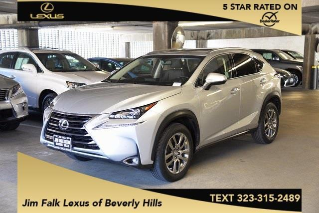 2015 Lexus NX 200t Base 4dr Crossover