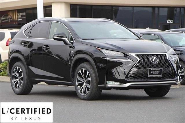 2015 Lexus NX 200t Base AWD 4dr Crossover