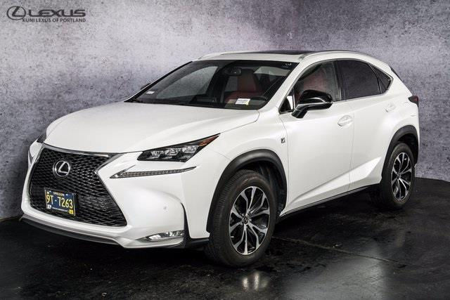 2015 lexus nx 200t f sport awd f sport 4dr crossover for sale in portland oregon classified. Black Bedroom Furniture Sets. Home Design Ideas