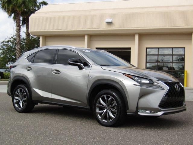 2015 lexus nx 200t f sport f sport 4dr crossover for sale in melbourne florida classified. Black Bedroom Furniture Sets. Home Design Ideas