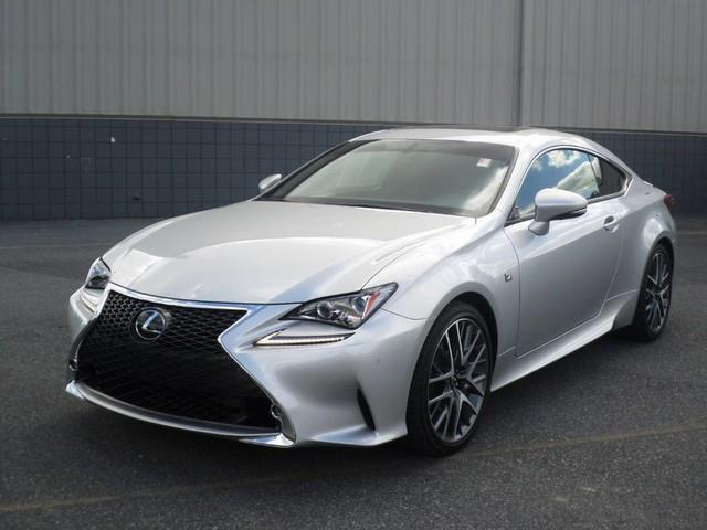 2015 lexus rc 350 base 2dr coupe for sale in milford delaware classified. Black Bedroom Furniture Sets. Home Design Ideas