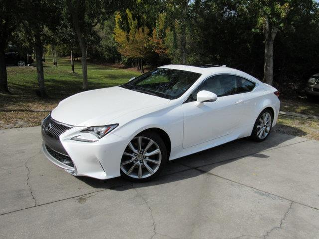 2015 Lexus RC 350 Base 2dr Coupe