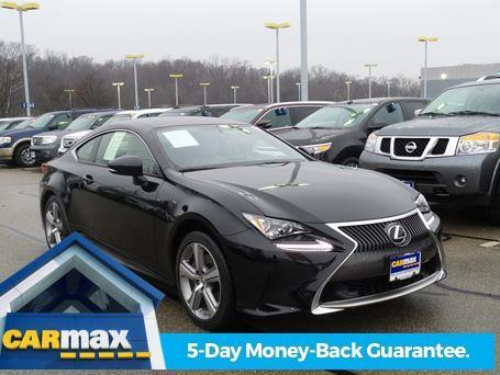 2015 lexus rc 350 base awd 2dr coupe for sale in cincinnati ohio classified. Black Bedroom Furniture Sets. Home Design Ideas