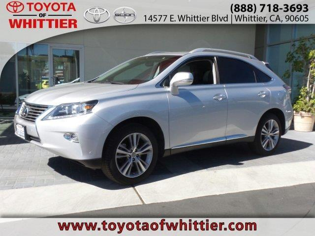 2015 lexus rx 350 base 4dr suv for sale in whittier california classified. Black Bedroom Furniture Sets. Home Design Ideas