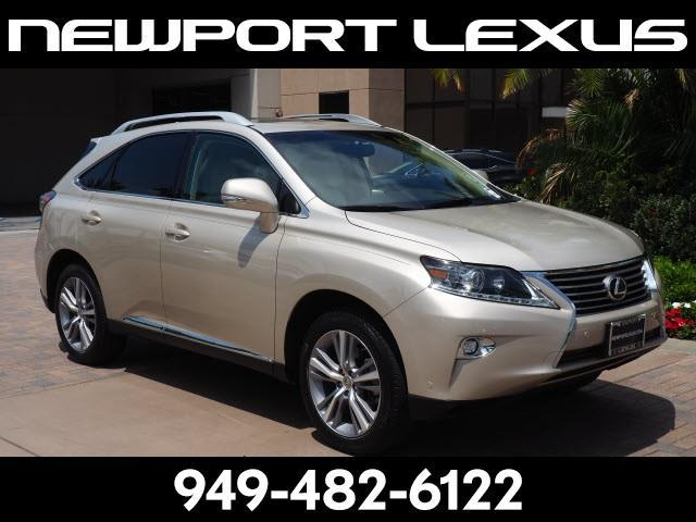 2015 lexus rx 350 base 4dr suv for sale in newport beach california classified. Black Bedroom Furniture Sets. Home Design Ideas