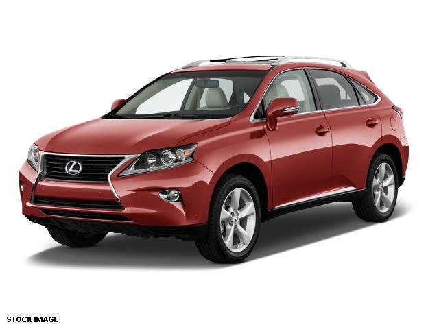 2015 Lexus RX 350 Crafted Line AWD Crafted Line 4dr SUV