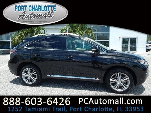 2015 lexus rx 450h base awd 4dr suv for sale in port charlotte florida classified. Black Bedroom Furniture Sets. Home Design Ideas