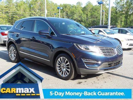 2015 lincoln mkc base 4dr suv for sale in gainesville florida classified. Black Bedroom Furniture Sets. Home Design Ideas