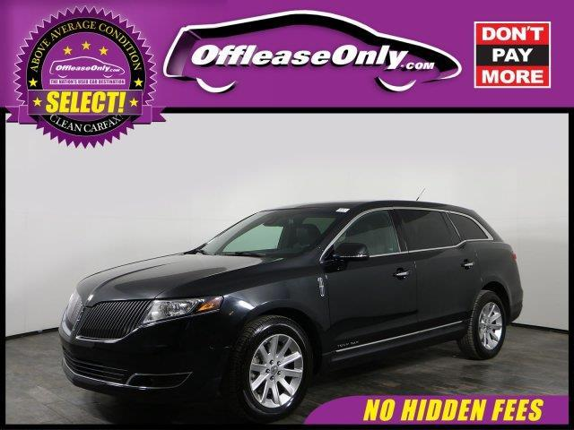 2015 Lincoln MKT Town Car Livery Fleet AWD Livery Fleet