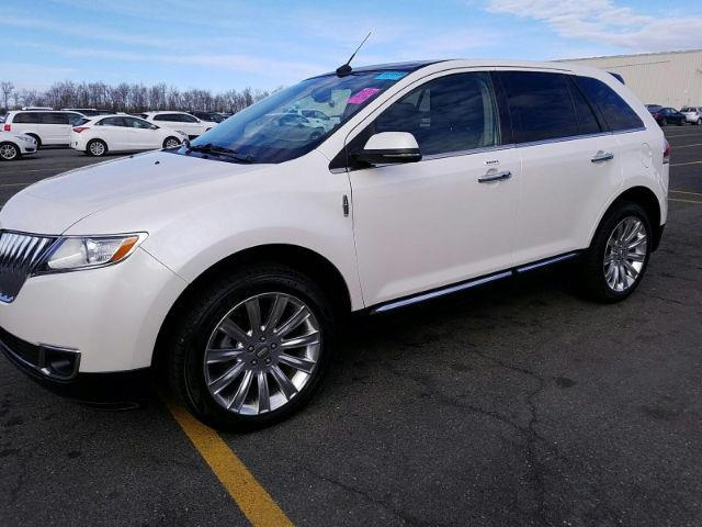 2015 Lincoln MKX Base AWD 4dr SUV