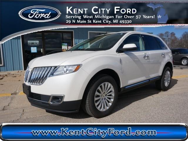 2015 lincoln mkx base awd 4dr suv for sale in kent city michigan classified. Black Bedroom Furniture Sets. Home Design Ideas