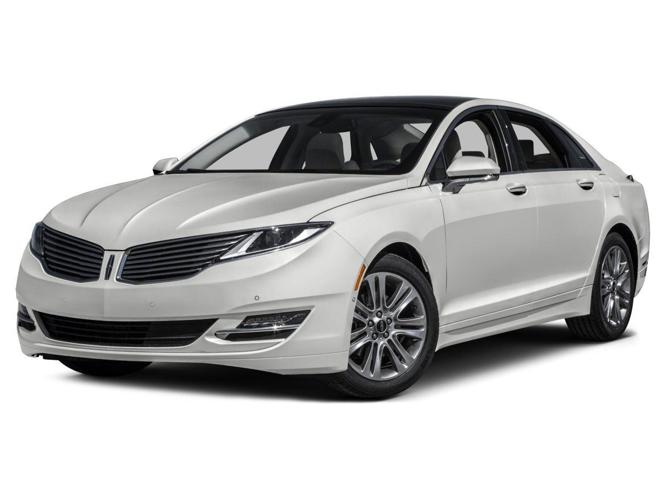 2015 Lincoln MKZ Base AWD V6 4dr Sedan