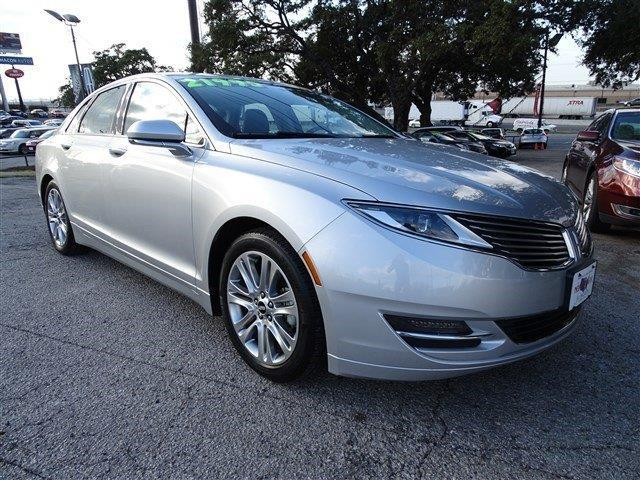 2015 Lincoln MKZ Hybrid Base 4dr Sedan