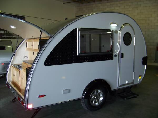 2015 Little Guy Tab Teardrop Trailer T B Cs S Clamshell Bath Brand New For Sale In College