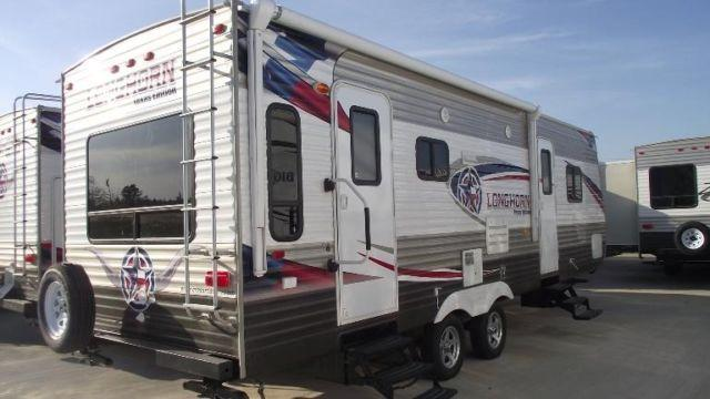 2015 LONGHORN 27RL - 1/2 TON TOWABLE TRAVEL TRAILER
