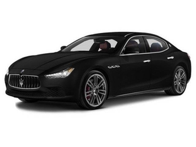 2015 Maserati Ghibli Base 4dr Sedan