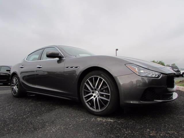 2015 Maserati Ghibli Base 4dr Sedan