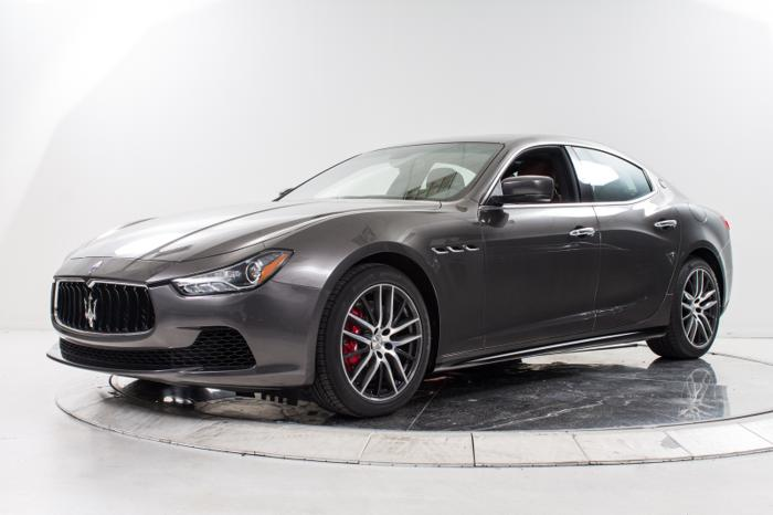 2015 maserati ghibli s q4 for sale in new york new york. Black Bedroom Furniture Sets. Home Design Ideas