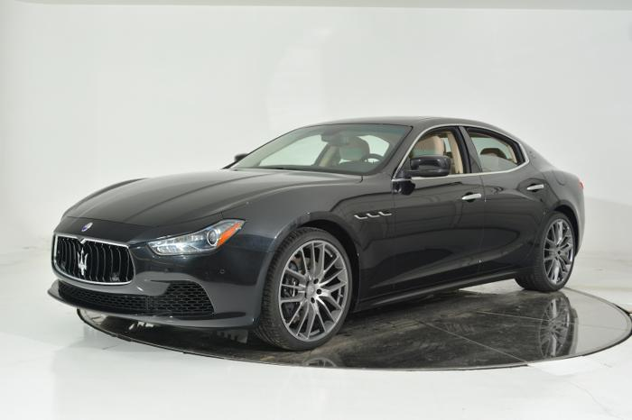 2015 maserati ghibli s q4 for sale in fort lauderdale. Black Bedroom Furniture Sets. Home Design Ideas