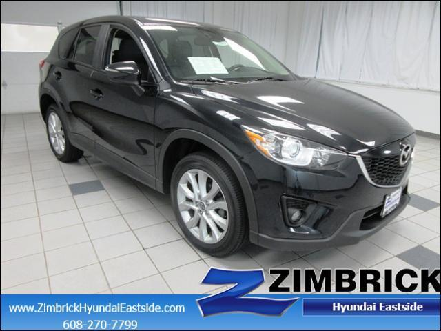 2015 Mazda CX-5 Grand Touring AWD Grand Touring 4dr SUV
