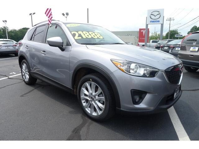 2015 mazda cx 5 grand touring awd grand touring 4dr suv for sale in milford connecticut. Black Bedroom Furniture Sets. Home Design Ideas