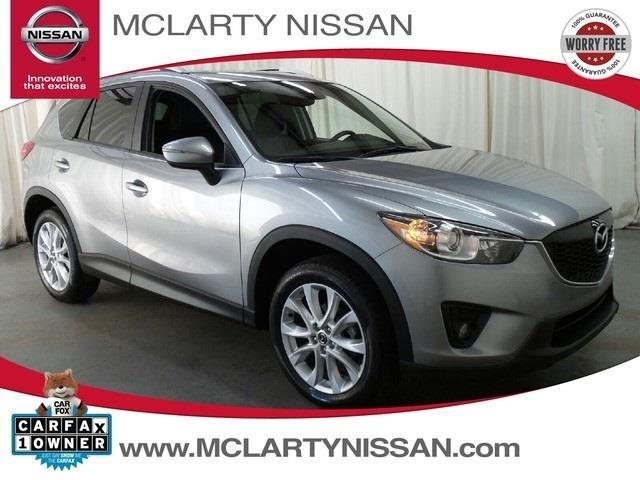 2015 mazda cx 5 grand touring grand touring 4dr suv for sale in north little rock arkansas. Black Bedroom Furniture Sets. Home Design Ideas