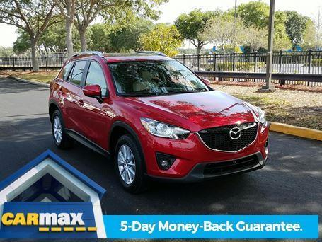 2015 Mazda CX-5 Touring Touring 4dr SUV