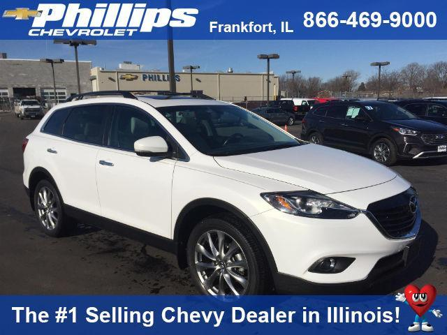 2015 mazda cx 9 grand touring awd grand touring 4dr suv for sale in frankfort illinois. Black Bedroom Furniture Sets. Home Design Ideas