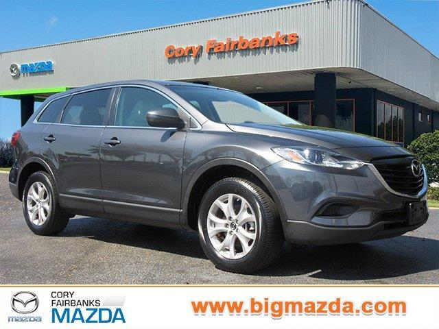 2015 Mazda CX-9 Touring AWD Touring 4dr SUV