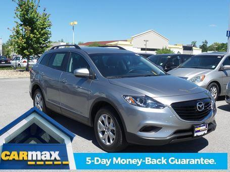 2015 Mazda CX-9 Touring Touring 4dr SUV