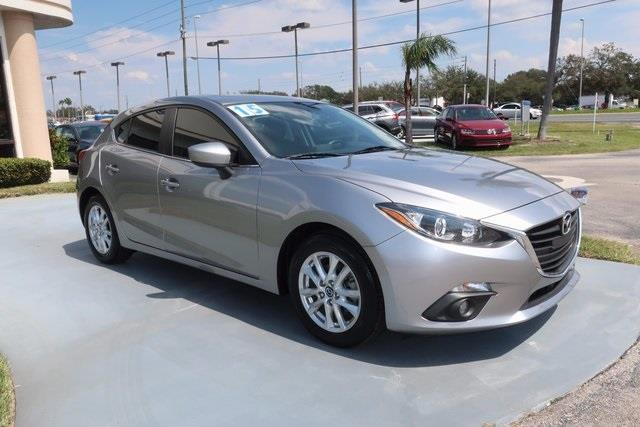 2015 mazda mazda3 i grand touring i grand touring 4dr hatchback 6m for sale in new port richey. Black Bedroom Furniture Sets. Home Design Ideas