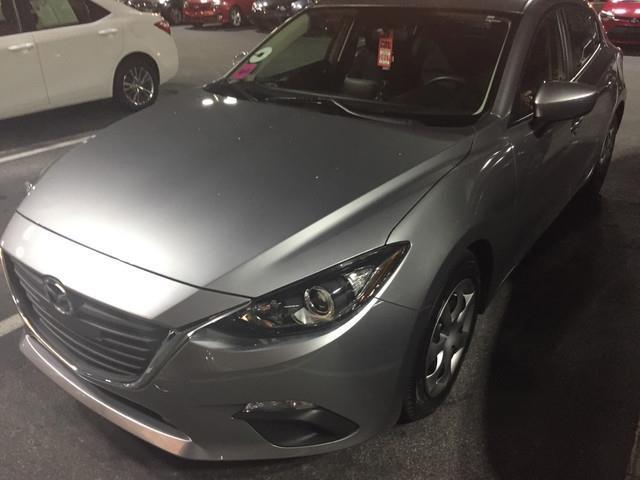 2015 Mazda Mazda3 i Sport i Sport 4dr Hatchback 6M