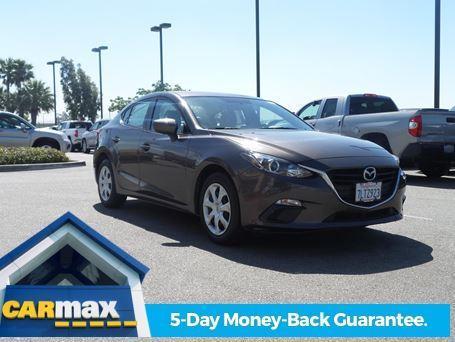 2015 Mazda Mazda3 i Sport i Sport 4dr Sedan 6A