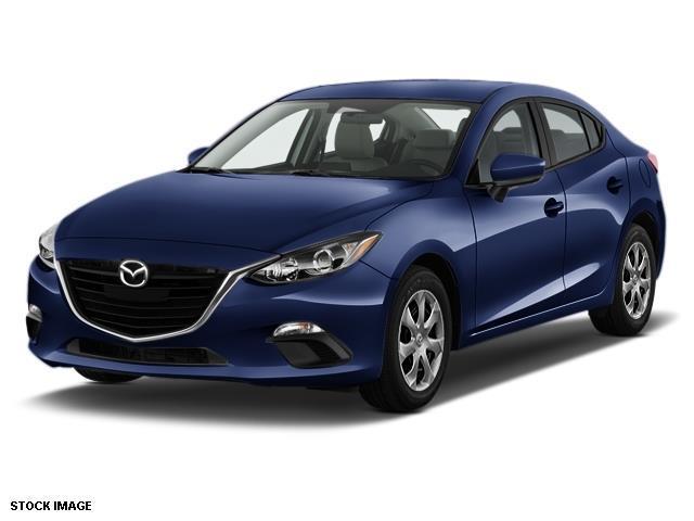 2015 Mazda Mazda3 i Sport i Sport 4dr Sedan 6M