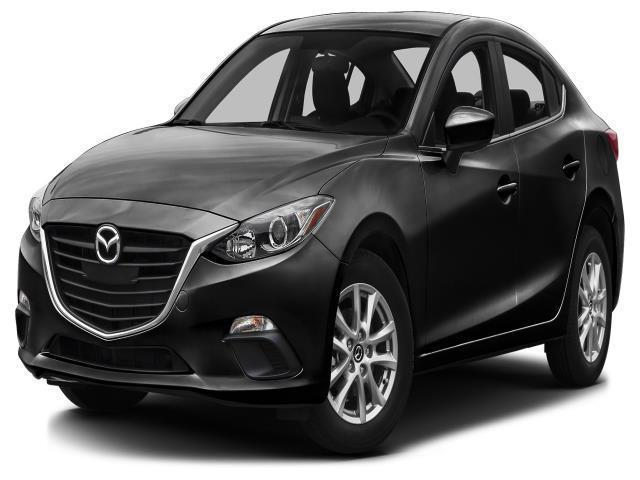 2015 Mazda Mazda3 i SV i SV 4dr Sedan 6M