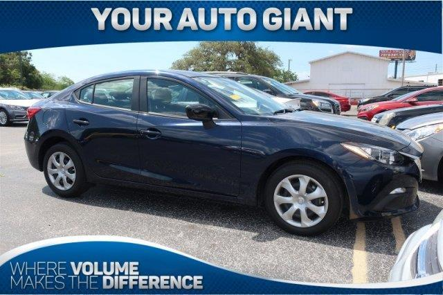 2015 mazda mazda3 i sv i sv 4dr sedan 6m for sale in new port richey florida classified. Black Bedroom Furniture Sets. Home Design Ideas