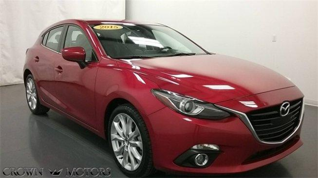 2015 mazda mazda3 s grand touring hatchback for sale in holland michigan classified. Black Bedroom Furniture Sets. Home Design Ideas