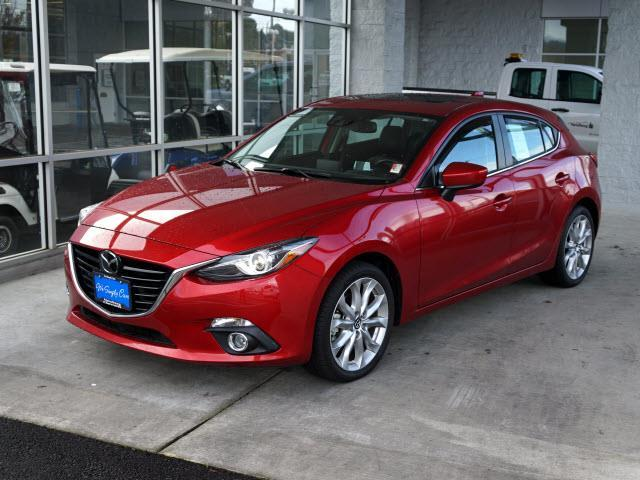 2015 mazda mazda3 s grand touring s grand touring 4dr hatchback 6m for sale in newberg oregon. Black Bedroom Furniture Sets. Home Design Ideas
