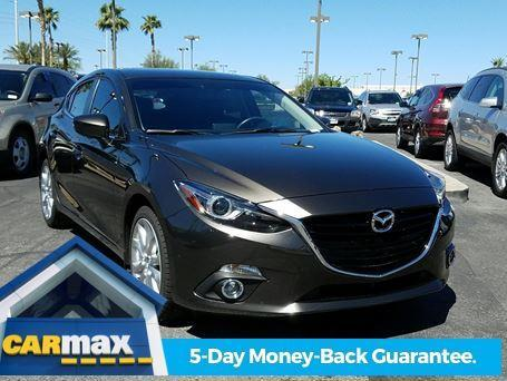 used mazda mazda3 grand touring for sale in carmax autos post. Black Bedroom Furniture Sets. Home Design Ideas