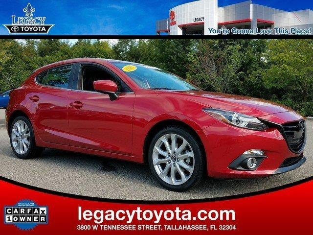 2015 mazda mazda3 s grand touring s grand touring 4dr hatchback 6m for sale in tallahassee. Black Bedroom Furniture Sets. Home Design Ideas
