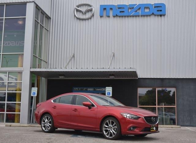 2015 mazda mazda6 i grand touring i grand touring 4dr sedan for sale in live oak texas. Black Bedroom Furniture Sets. Home Design Ideas