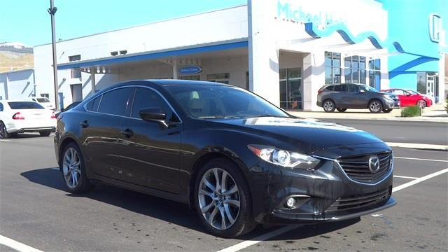 2015 mazda mazda6 i grand touring i grand touring 4dr sedan for sale in carson city nevada. Black Bedroom Furniture Sets. Home Design Ideas